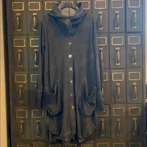 Grizas Hooded Jacket/Tunic